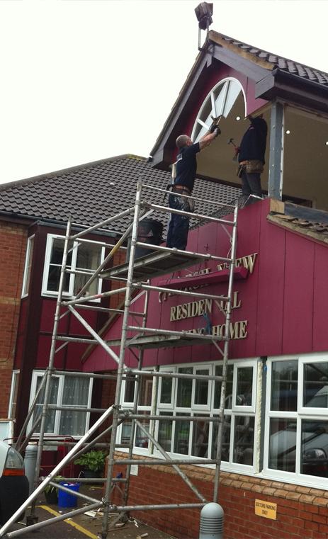 Builders Work